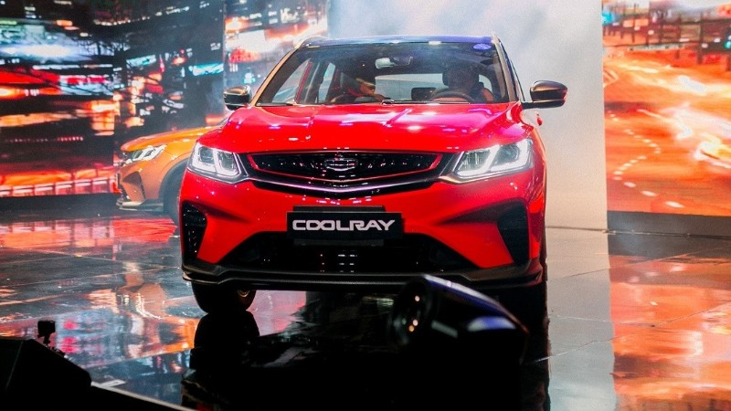 Geely Coolray launched in Philippines