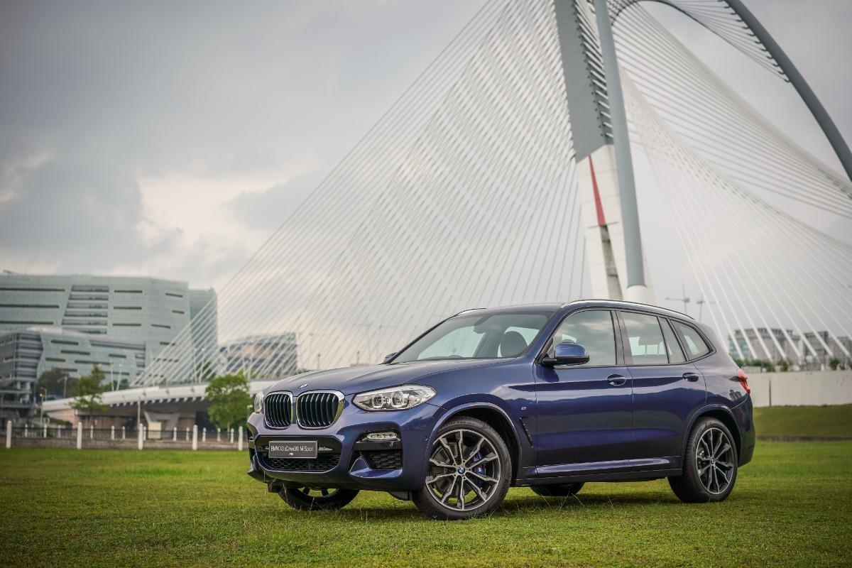 2019 BMW CKD X3 M Sport