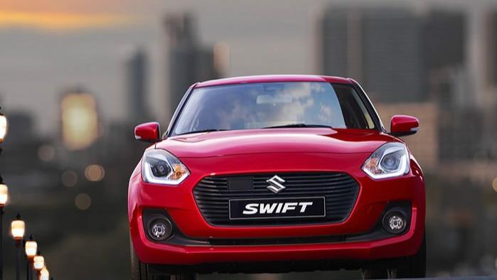 Suzuki Swift (2018) Exterior 002