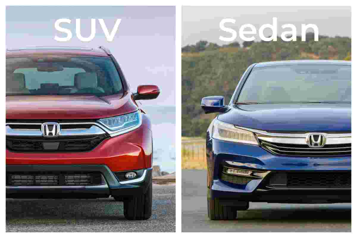 Honda CR-V or Honda Accord, find out which is for you