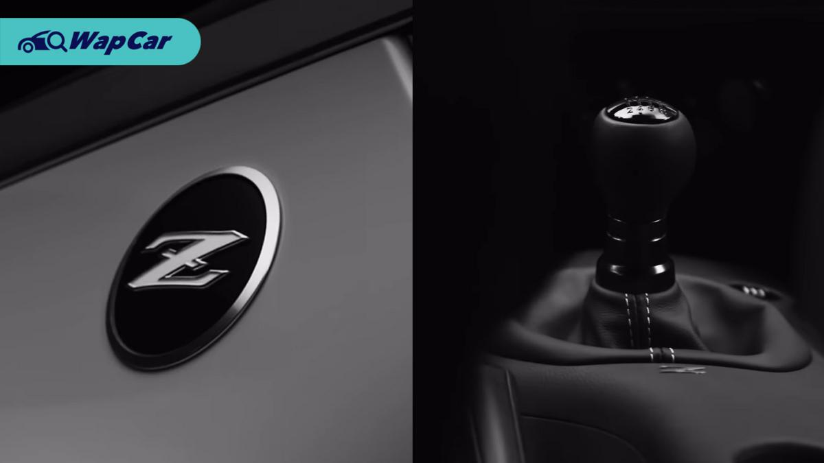 Nissan fires shots at GR Supra – upcoming Nissan 400Z to get manual transmission! 01