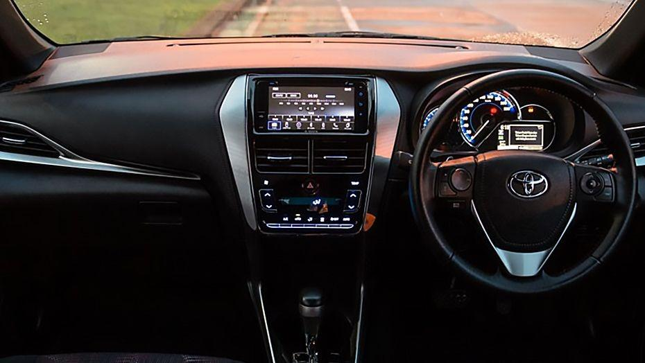 Toyota Yaris (2019) Interior 001