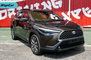 Toyota Corolla Cross dilancarkan di Indonesia, kemunculan di Malaysia tidak lama lagi?