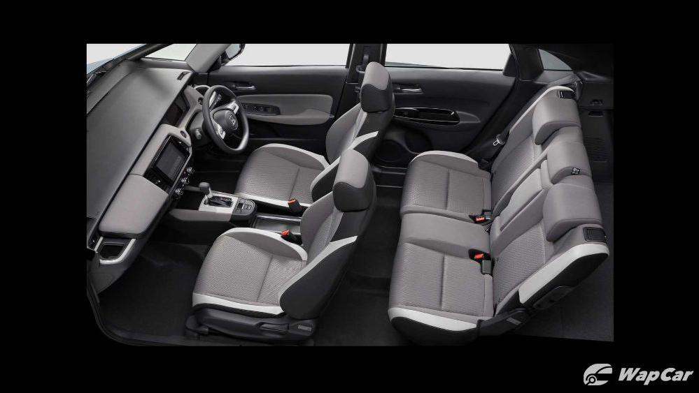 Honda Jazz (2020) Interior 008