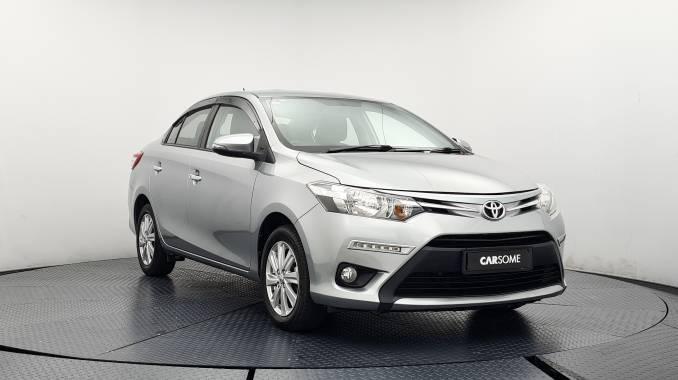 2017 Toyota VIOS E 1.5