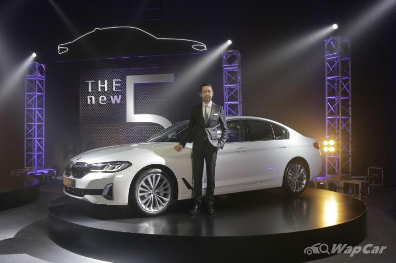 G30 2021 BMW 5 Series facelift (LCI) launched in Indonesia ahead of Malaysia 02