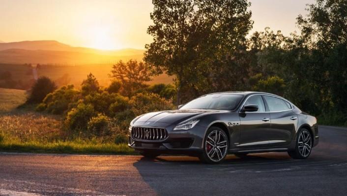 Maserati Quattroporte (2019) Exterior 004
