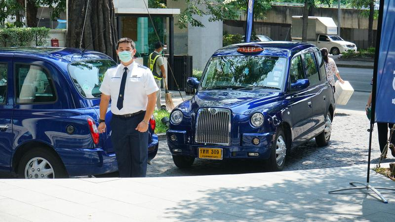 Thailand to produce EV taxi, prototype ready by end of 2021 02
