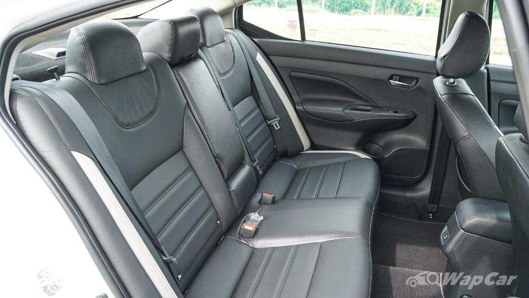 2020 Nissan Almera 1.0L VLT Interior 036