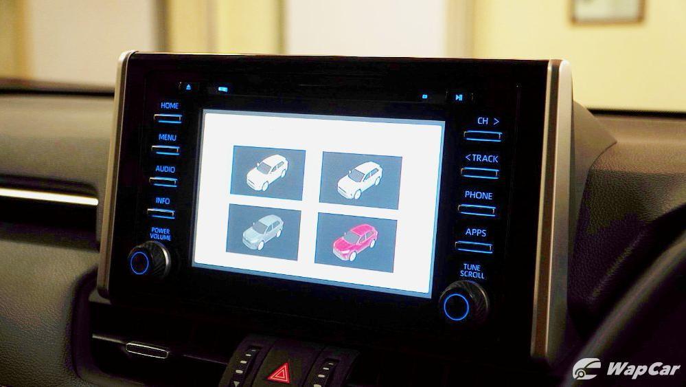 2020 Toyota RAV4 2.5L Interior 056