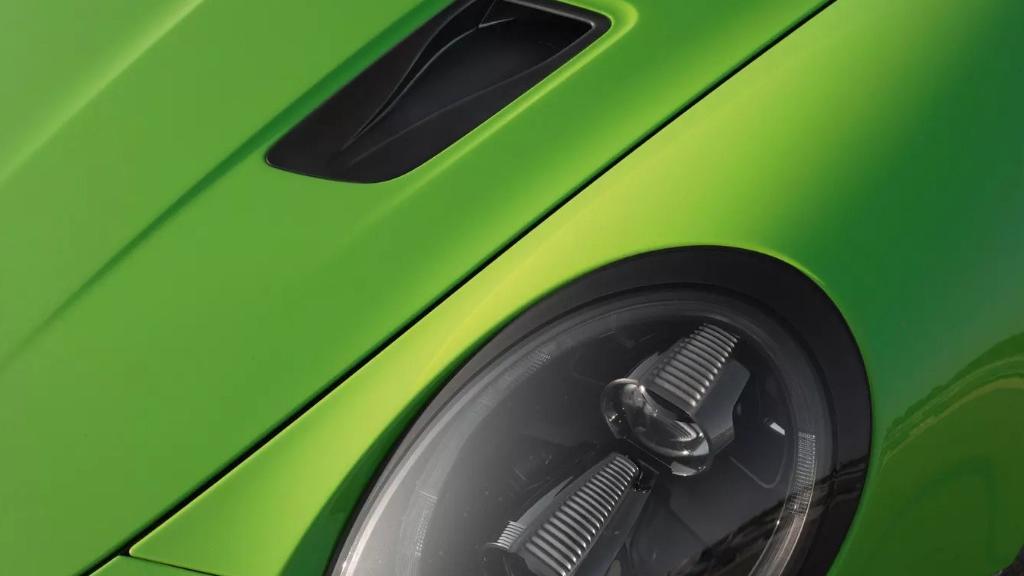 2019 Porsche 911 GT3 RS Exterior 010