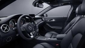 Mercedes-Benz GLA (2018) Exterior 013