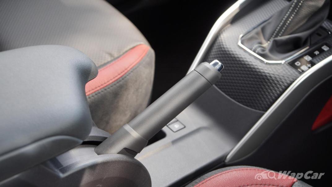 2021 Perodua Ativa 1.0L Turbo AV Special Metallic Interior 039
