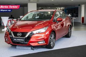 Harga rasmi Nissan Almera 2020 didedahkan - Bermula RM 79,906 sahaja!