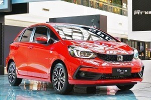 Live photos: Check out the all-new 2020 Honda Jazz, pre-orders opened in China