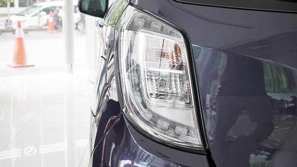 2018 Perodua Axia SE 1.0 AT Exterior 034