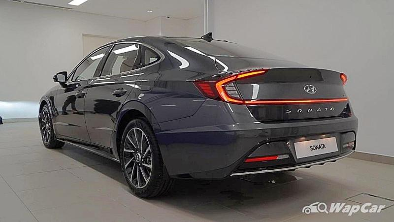 All-new 2020 Hyundai Sonata previewed in Malaysia, first right-hand drive market? 02