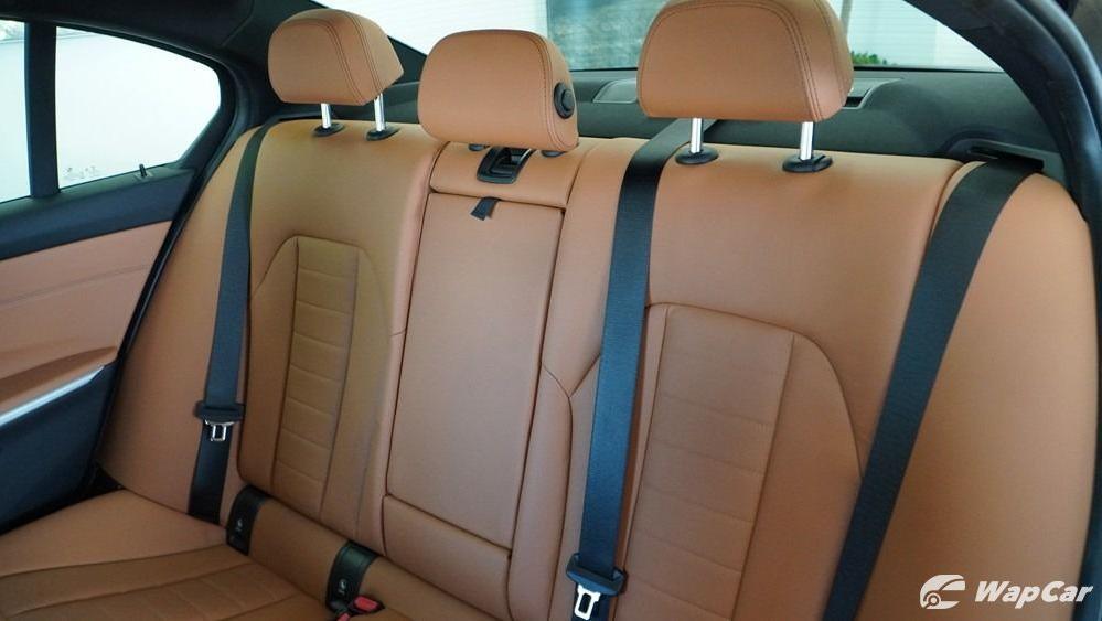 2019 BMW 3 Series 330i M Sport Interior 053