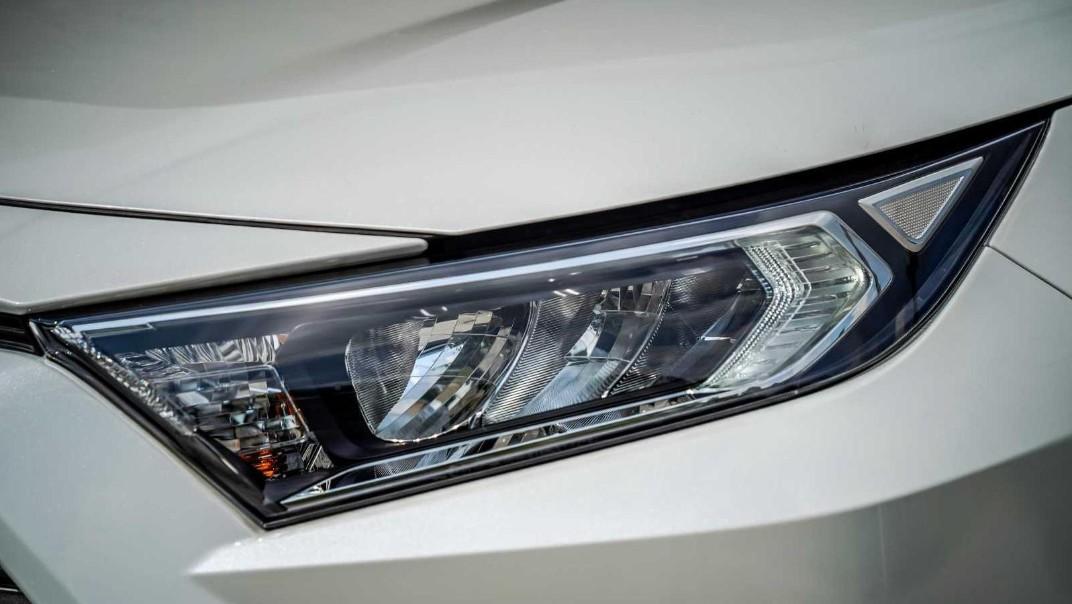 2020 Toyota RAV4 2.5L Exterior 046