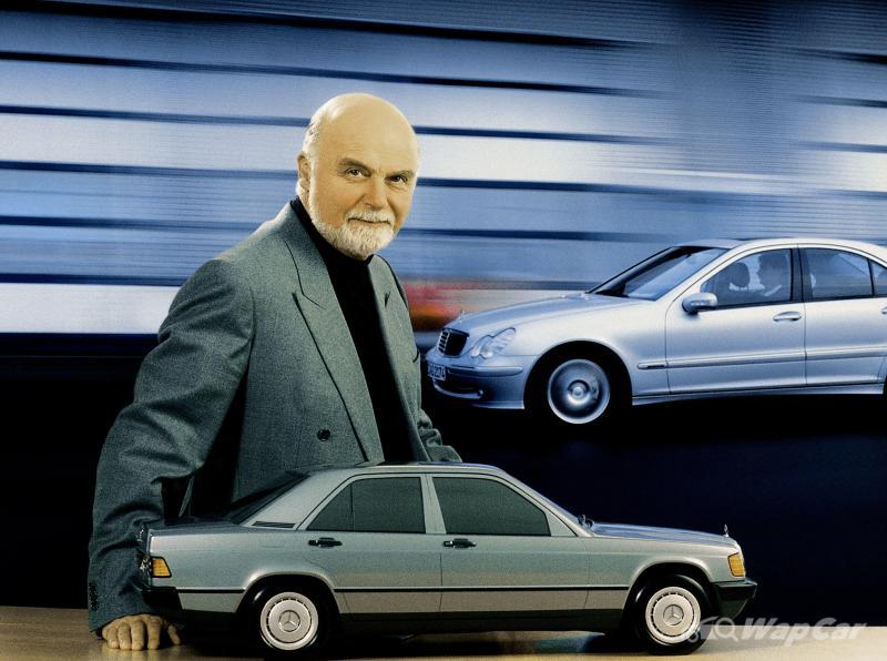Sejarah Mercedes-Benz 190 E – Keunggulan segmen eksekutif kompak era 80-an 02