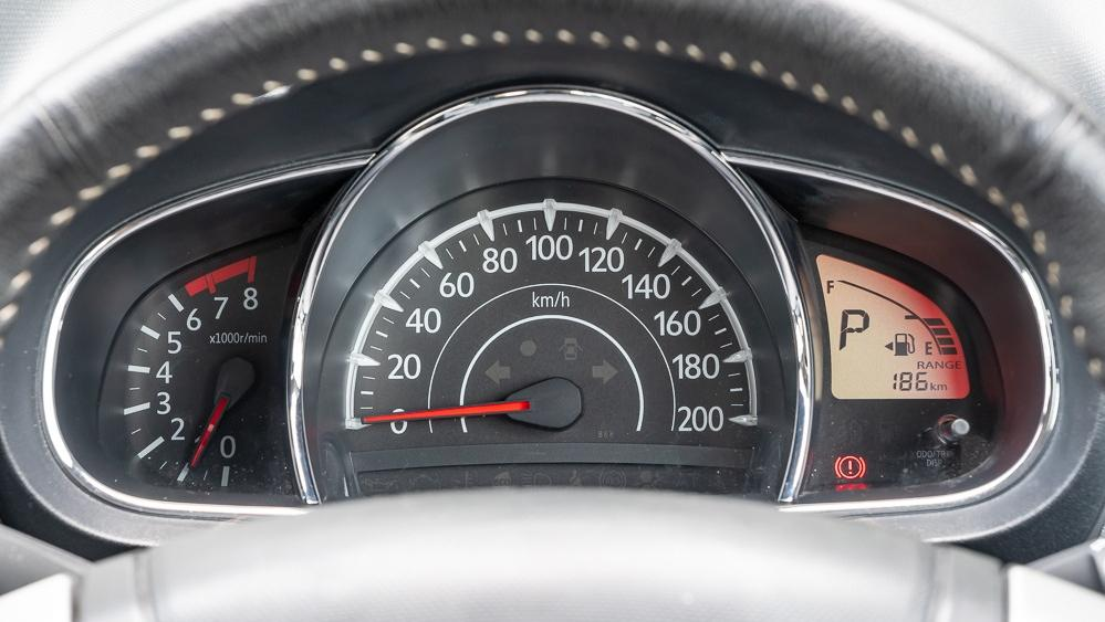 2018 Perodua Axia Advance 1.0 AT Interior 007