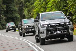 Kebaikan & Keburukan: Toyota Hilux Rouge 2020 – 'best', tapi tak selesa macam Triton