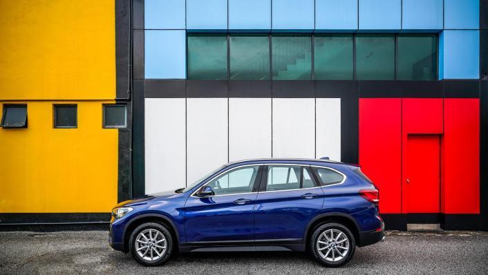 2020 BMW X1 sDrive18i Exterior 005