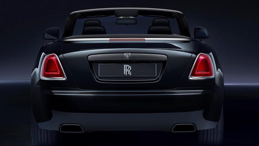 2018 Rolls Royce Dawn Black Badge Exterior 005