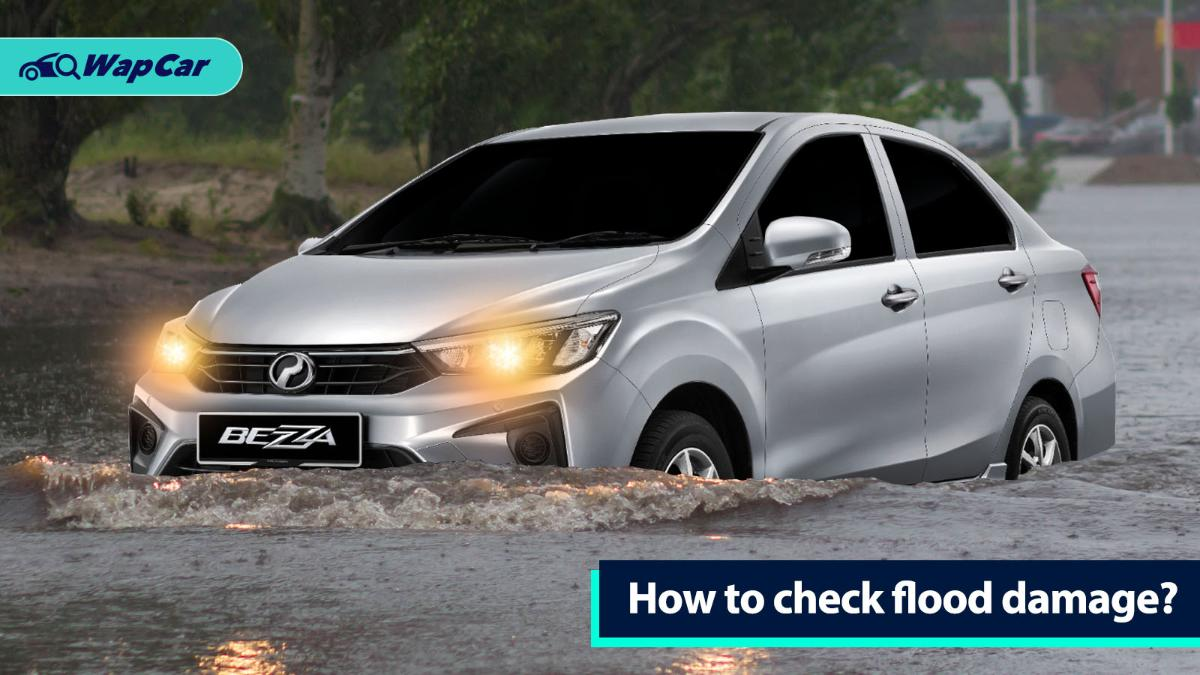 Buying used cars: 6 signs of flood damage 01