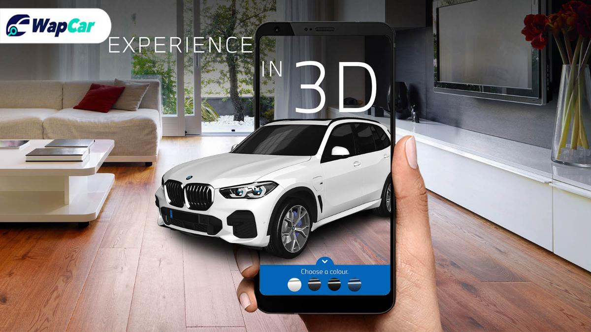 BMW Malaysia launches AR feature for 2020 BMW X5 01