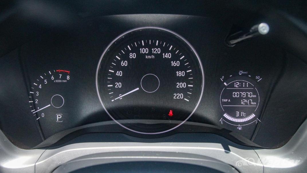 2019 Honda HR-V 1.8 RS Interior 082