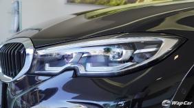 2019 BMW 3 Series 330i M Sport Exterior 013
