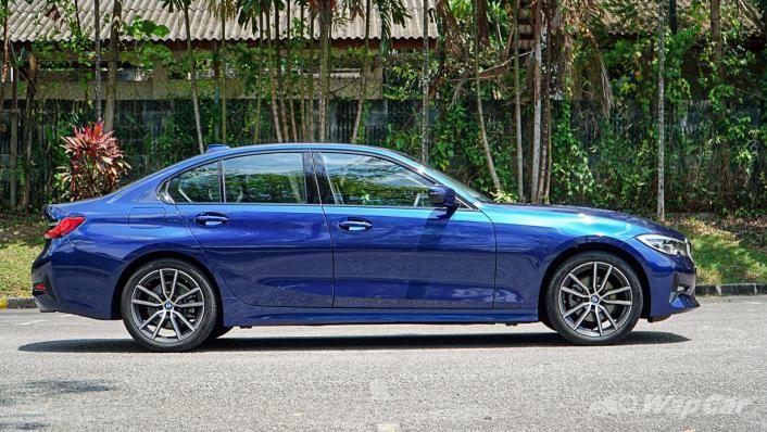2020 BMW 3 Series 320i Sport Exterior 005