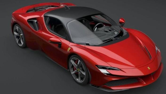 Ferrari SF90 Stradale (2020) Exterior 004
