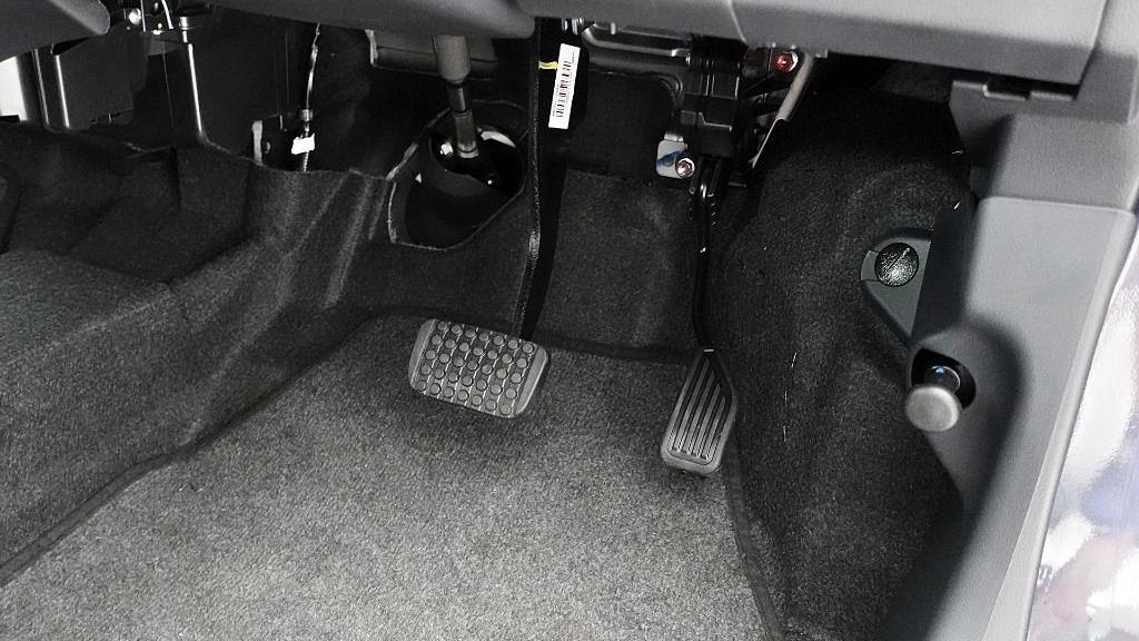 2018 Perodua Axia SE 1.0 AT Interior 026