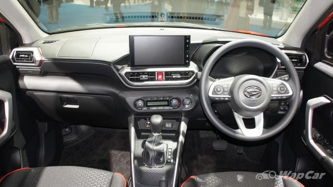 2021 Perodua Ativa Interior 002