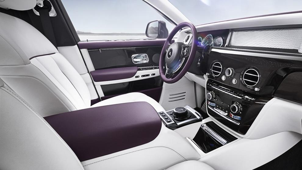 2018 Rolls-Royce Phantom Extended Wheelbase Interior 001
