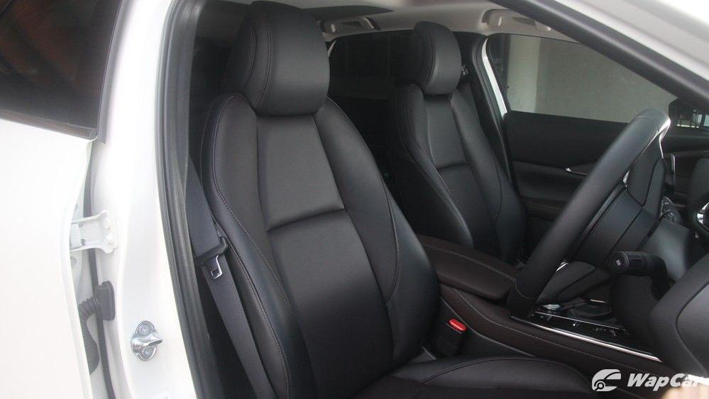 2020 Mazda CX-30 SKYACTIV-G 2.0 Interior 027