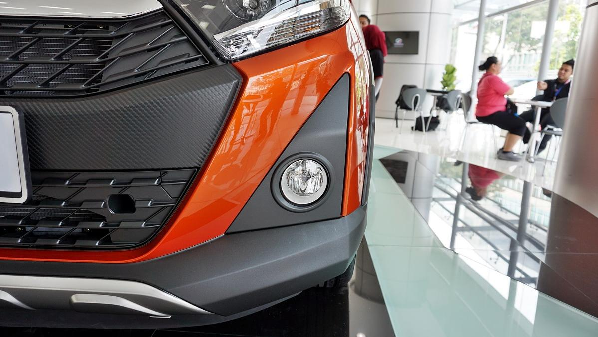 2019 Perodua Axia Style 1.0 AT Exterior 048