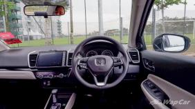 2020 Honda City 1.5L V Exterior 004