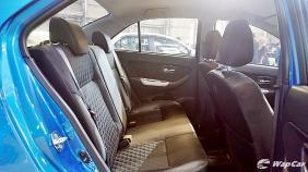 2020 Perodua Bezza 1.3 X (A) Exterior 014