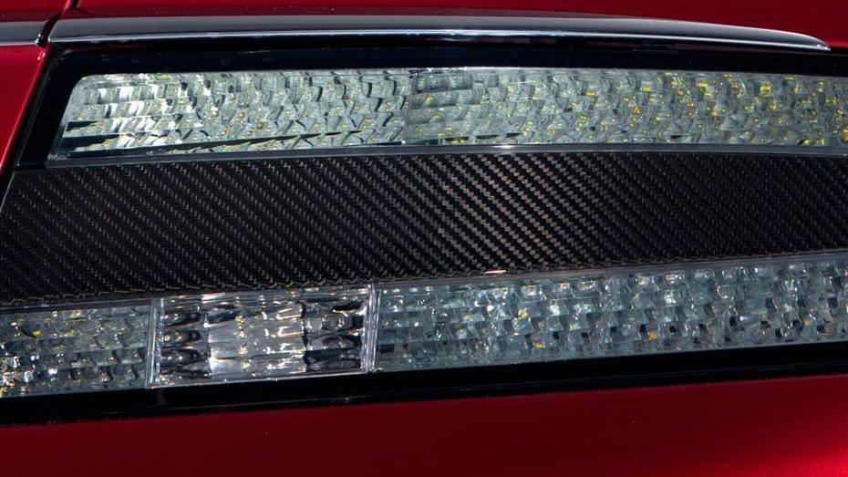 Aston Martin Rapide S (2015) Exterior 014