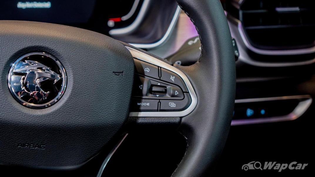 2020 Proton X50 1.5T  Flagship Interior 093