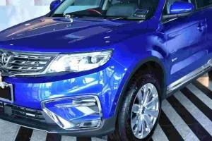 Dark blue Proton X70 for Tengku Laksamana Selangor, Rakyat to get different blue