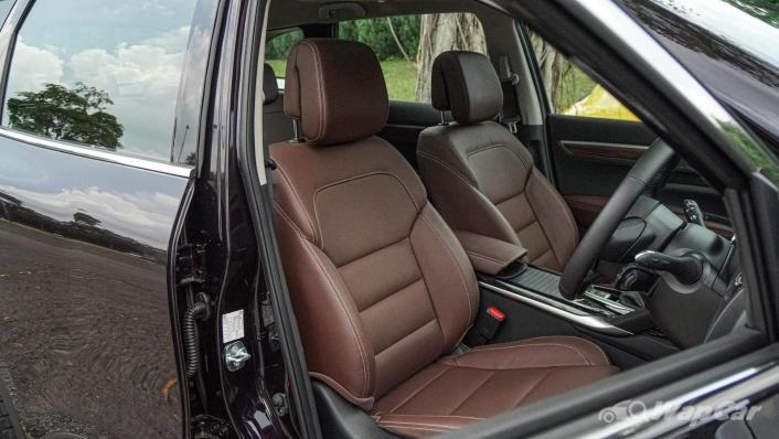 2020 Renault Koleos Signature Interior 005