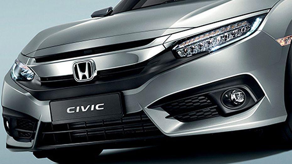 Honda Civic (2018) Exterior 006