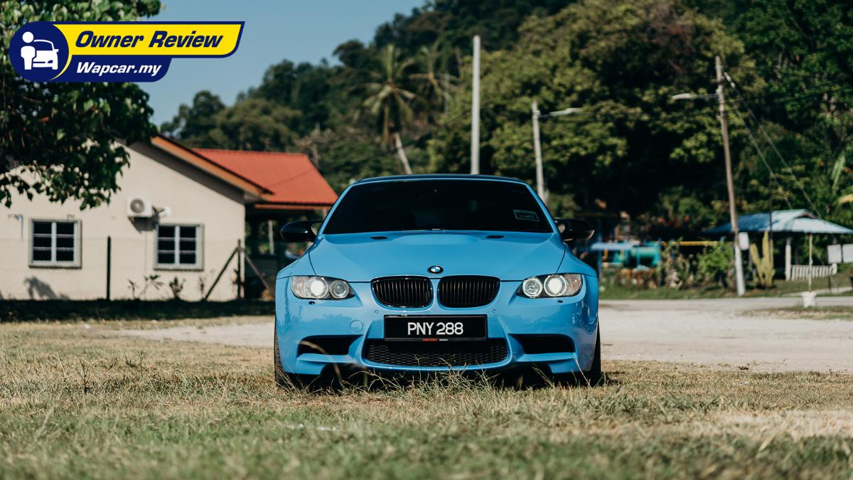 Owner Review:  Restoration Done with Tender, Love & Flair - My 2009 BMW E93 M3 01