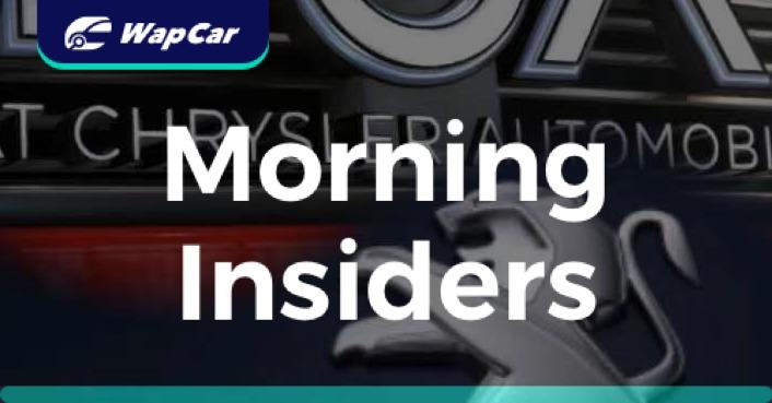 WapCar Morning Insiders: World's No.4 carmaker? 01