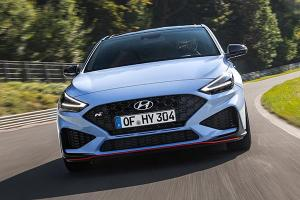 The facelift 2021 Hyundai i30N has 8-speed DCT, 280 PS and a Grin Shift?