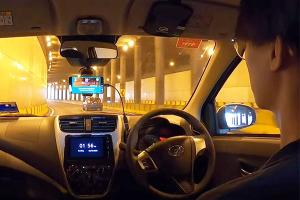 Watch this self-driving Perodua Axia handle the busy roads of KL!